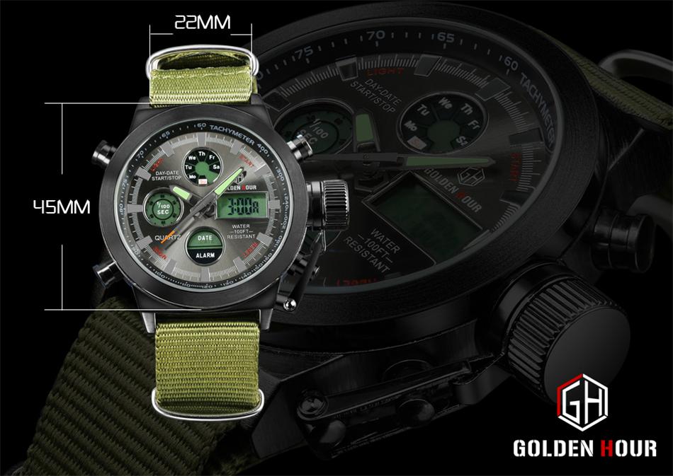 ผู้ชายแฟชั่นW Ristwatcheหรูหราร้อนแบรนด์ฉลามนาฬิกาสไตล์ผู้ชายสายหนังนาฬิกากีฬานาฬิกาที่มีคุณภ... 8