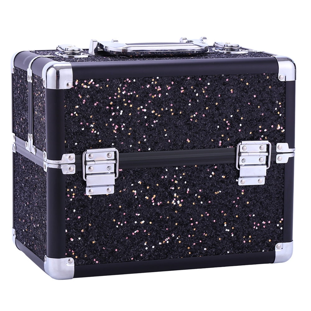 Professional Handbag Fashion Cosmetics Bag For Women Multifunction Makeup Professional Master Manicure Eyebrow Cosmetology Case portable cosmetic bag suitcases makeup beauty professional multi function cosmetology tattoo eyebrow teacher manicure case