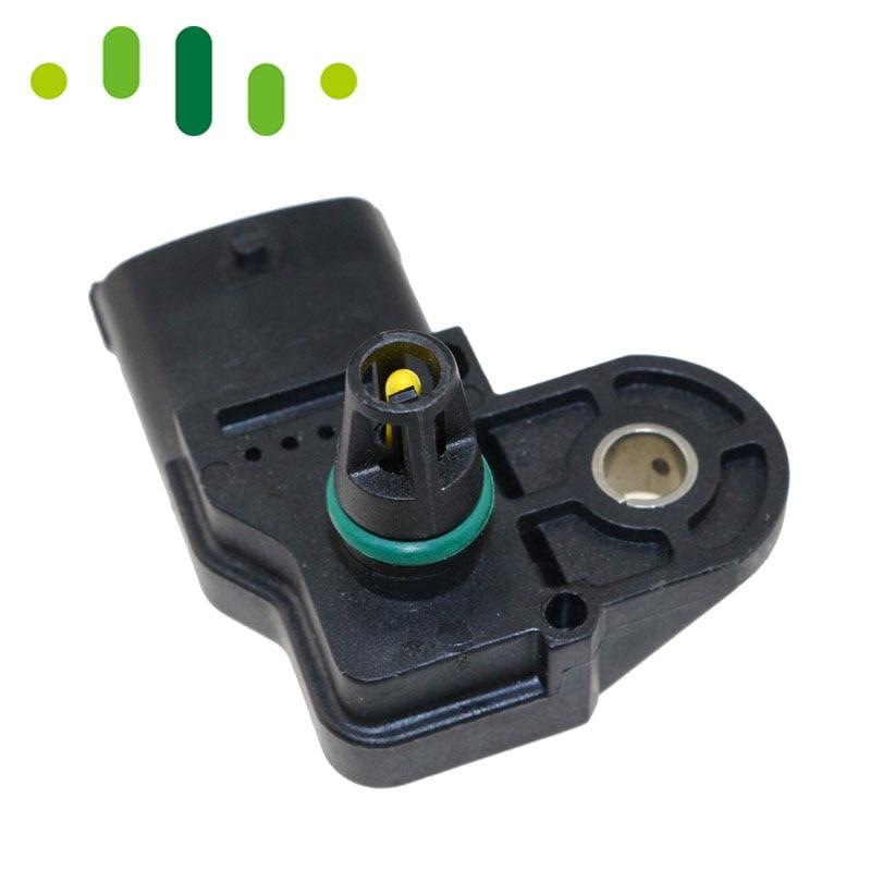 3 5Bar 3 5 Bar Intake Air Manifold Boost Pressure MAP Sensor 0281002456 For  CUMMINS Fiat Mercedes-Benz Alfa Romeo Lancia Nissan