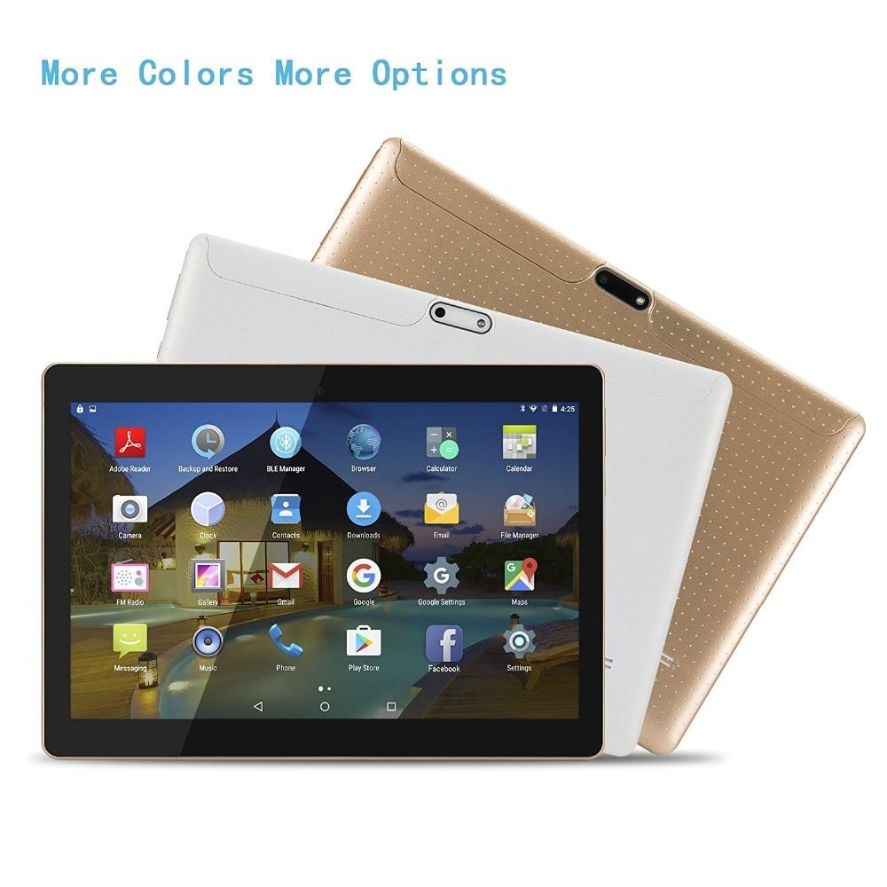 LNMBBS date 10.1 pouces notebook 4g lte tablette pc Android 7.0 8 Core tablette 4 gb 32 gb 1280*800 GPS enfants cartes d'apprentissage russes