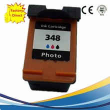 High Quality Tri-Colour Ink Cartridge For HP 348 C9369EE HP348 Photo Color Printer Cartridge For HP Officejet K7100 K7103 K7108 cartridge hp 652 tri colour f6v24ae