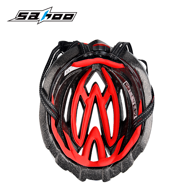 10cd9c04228 SAHOO mtb cycle cycling helmet bike helmet road bicycle helmets with glass  sunglasses tail light EPS 58 62mm-in Bicycle Helmet from Sports    Entertainment ...