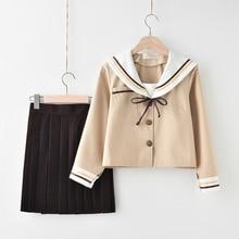 Summer/autumn Japanese High-end Sailor…