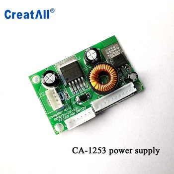 100pcs/lot 12V DC converter DC step-down module CA-1253 12V to 5V to 3.3V 3A current power supply board,LCD repair tool