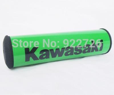 FREE SHIPPING For Kawasaki dirt bike PIT BIKE motorcycle motocross handle bar pad Chest PROTECTOR Cross Bar Protector