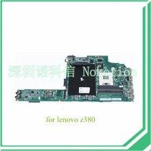 DA0LZ1MB6E0 REV E For lenovo ideapad Z380 Laptop motherboard HD4000+GeForce GT610M DDR3