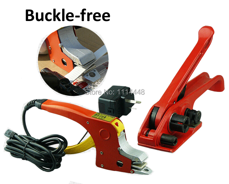 Manual Hot melt Buckle Free packaging pliers Tool for PP beltManual Hot melt Buckle Free packaging pliers Tool for PP belt