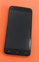 Alte Original LCD Display + Touchscreen + Rahmen Für UMI Diamant Kostenloser versand