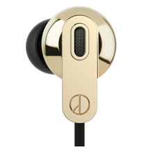 GD(G-Dragon) PEACEMINUSONE GD500 IN EAR Wired Active Noise Cancelling HiFi Earphone GOLD Edition