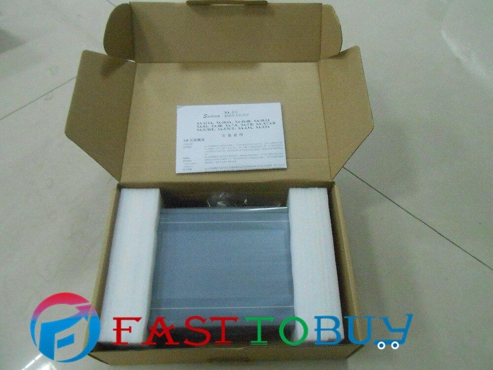 SAMKOON HMI SA-070F Touch Screen replace SA-7A 7 262 144 Color TFT Display New sa 10 4a 10 4 inch hmi touch screen samkoon new