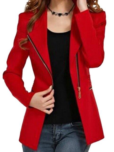 FGGS da longo-luva das mulheres jaqueta de inverno curto zipper casacos da mulher casaco feminino outwear roupas