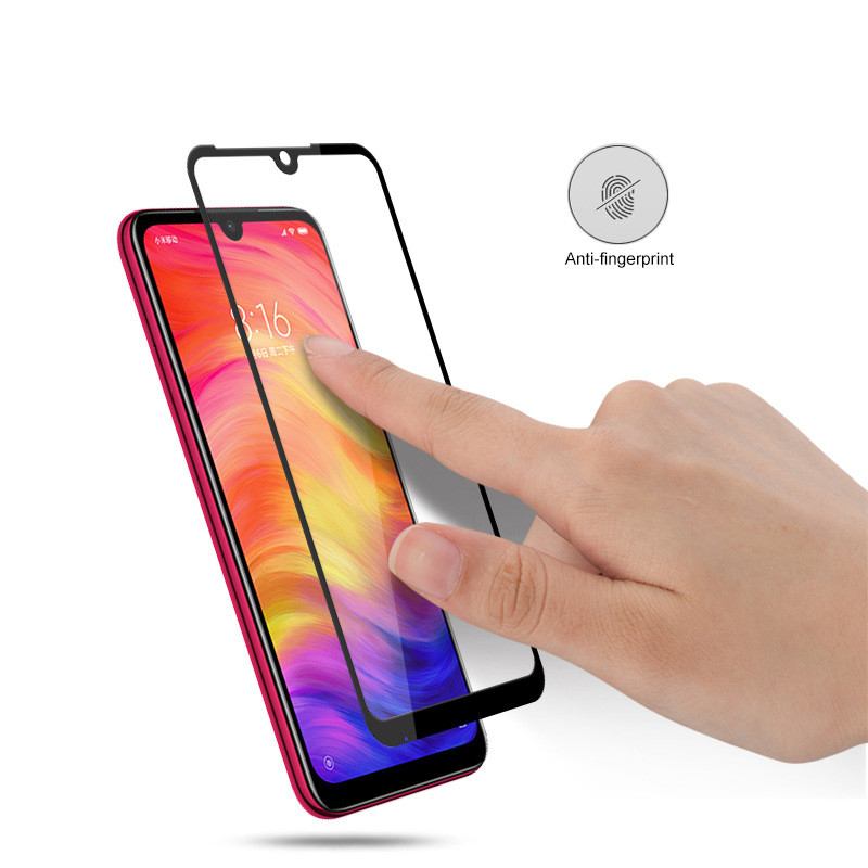 2-in-1 Camera Glass Redmi Note 7 Tempered Glass Screen Protector Xiaomi Redmi Note 7 Glass Film redmi note 7 screen protector 3