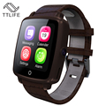 2016 TTLIFE Brand Heart Rate Monitor Camera Watch Clock HD Screen Smart Wristwatch Outdoor Sport Smartwatches For Android Ios