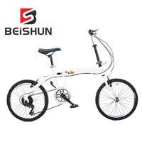 20 Inch Folding Bicycle Student Car Single Speed / Variable Speed Bicycle Adult Bicycle