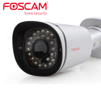 Foscam FI9901EP Outdoor 4MP POE HD Security IP Camera with IP66 6X Digital Zoom Motion Detection and Alert Push