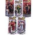 """NECA Jugador Select Street Fighter IV Supervivencia Modelo Ken Ryu Guile Figura de Acción de Juguete 7 """"18 CM SFFG013"""