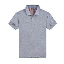 Swenearo Для мужчин бренд Мужские Поло рубашка для Для мужчин дизайнер Мужские поло S Для мужчин хлопок короткий рукав рубашка бренды размер M-3XL