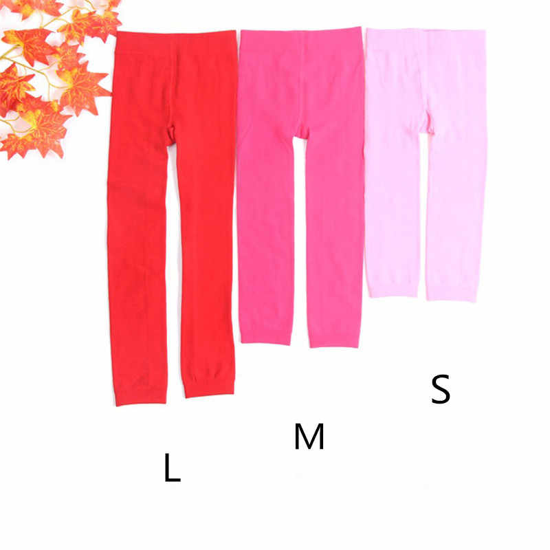 045029961 ... Autumn Winter Girls Leggings Velvet Thickened Warm Children Pants For  3-12 Year Girls Fashion
