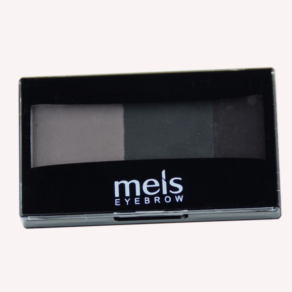 MEIS Marca Maquillaje Cosmética Maquillaje profesional 3 colores Eye - Maquillaje