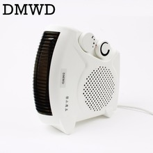 Multifunction Warm & Cool Air Blower Household portable Infrared Electric Heater warmer cooler desk Conditioning cooling fan EU