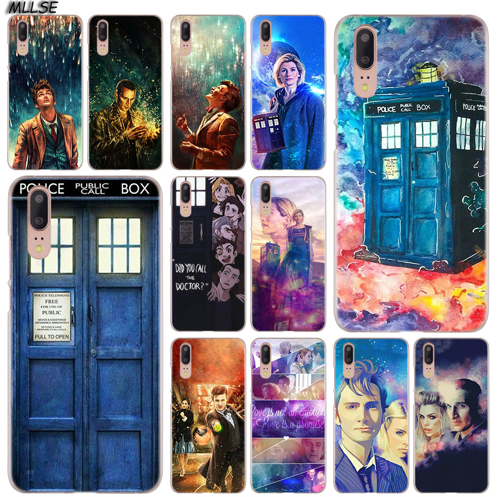Phone Bags & Cases Mllse 9th And Rose Doctor Who Fashion Clear Case Cover For Huawei P30 P20 P10 P9 P8 Lite 2017 P30 P20 Pro Mini P Smart Plus Hot