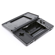 Black/White Full Repair Parts Game Replacement Housing Case Kit For Nintendo DS Lite For NDS High Quality