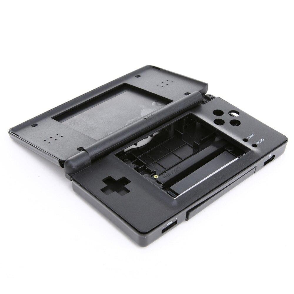 Noir/Blanc Complet Pièces De Rechange Logement De Remplacement de Cas Kit Pour Nintendo DS Lite Pour NDS Haute Qualité