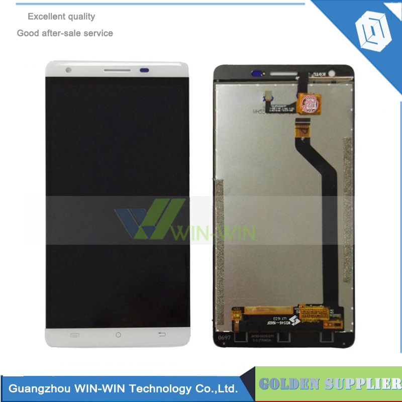 ФОТО For CUBOT H2 LCD Display+Touch Screen Digitizer Assembly Replacement Accessories for CUBOT H2 Cell Phone Free shipping