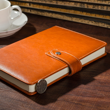 Leather Business Office A5 Notebook Personal Diary  Notebooks Leather Organizer Travel Journal Agenda