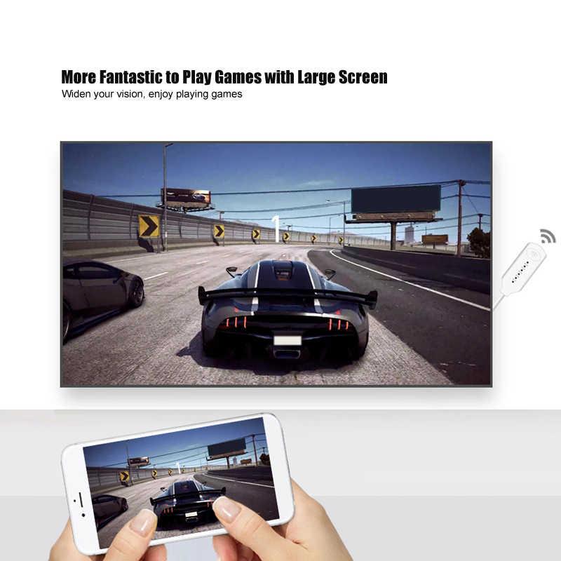 Wifi Nirkabel Cermin Cor Kabel untuk MHL Ke HDMI 1080 P HDTV Adaptor Kabel HDMI untuk iPhone untuk Samsung android Windows