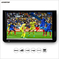 13 Digital Led Lcd Portable Tv Car Tv With HDM VGA Port 1080i Television Mini Tv