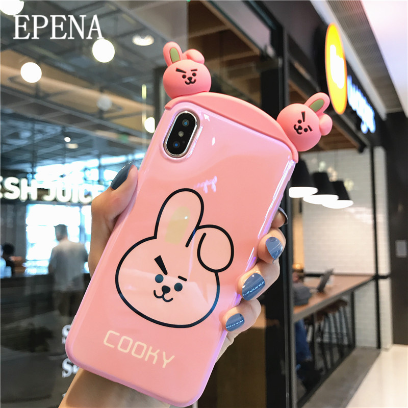 5cd0467b31 ᗐ Online Wholesale cute 3d cartoon bear case and get free shipping ...