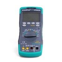HoldPeak HP890CN 安定した液晶デジタルマルチメータ DC AC 電圧電流 HP-890CN 温度 Meaurement オートレンジ