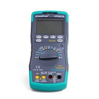 HoldPeak HP890CN Stable LCD Digital Multimeter DC AC Voltage Current HP 890CN Temperature Meaurement Auto Range|auto battery charger cigarette lighter|multimeter auto range|auto range digital multimeter -
