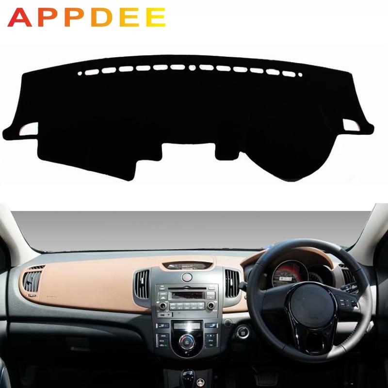 For KIA FORTE CERATO 2009-2012 CAR Dashboard Dash Mat DashMat Sun Cover Pad