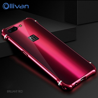 Oneplus 5 Case Cover Original Luxury Metal Aluminum Hybrid Protection Frame Case For Oneplus 5 One
