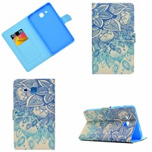 For Samsung Galaxy Tab A A6 7.0 SM-T280 Case, Printing Smart Cover Case For Samsung Tab A 7 T285 T280 funda Sleep/Wake Cases stylus film tab a6 7 0 cover high quality luxury fashion pu leather case for samsung galaxy tab a 7 0 2016 t280 t285 covers