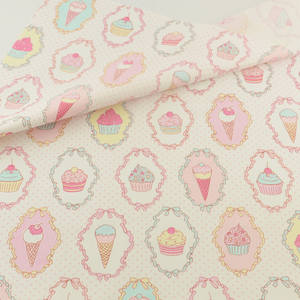 Cotton Fabric Sewing Cloth Doll Patchwork Teramila Quilting