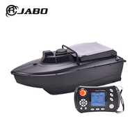 2CG 10Ah upgrade one hopper remote controlled bait boat with GPS and sonar fish finder to release carp fishing hook