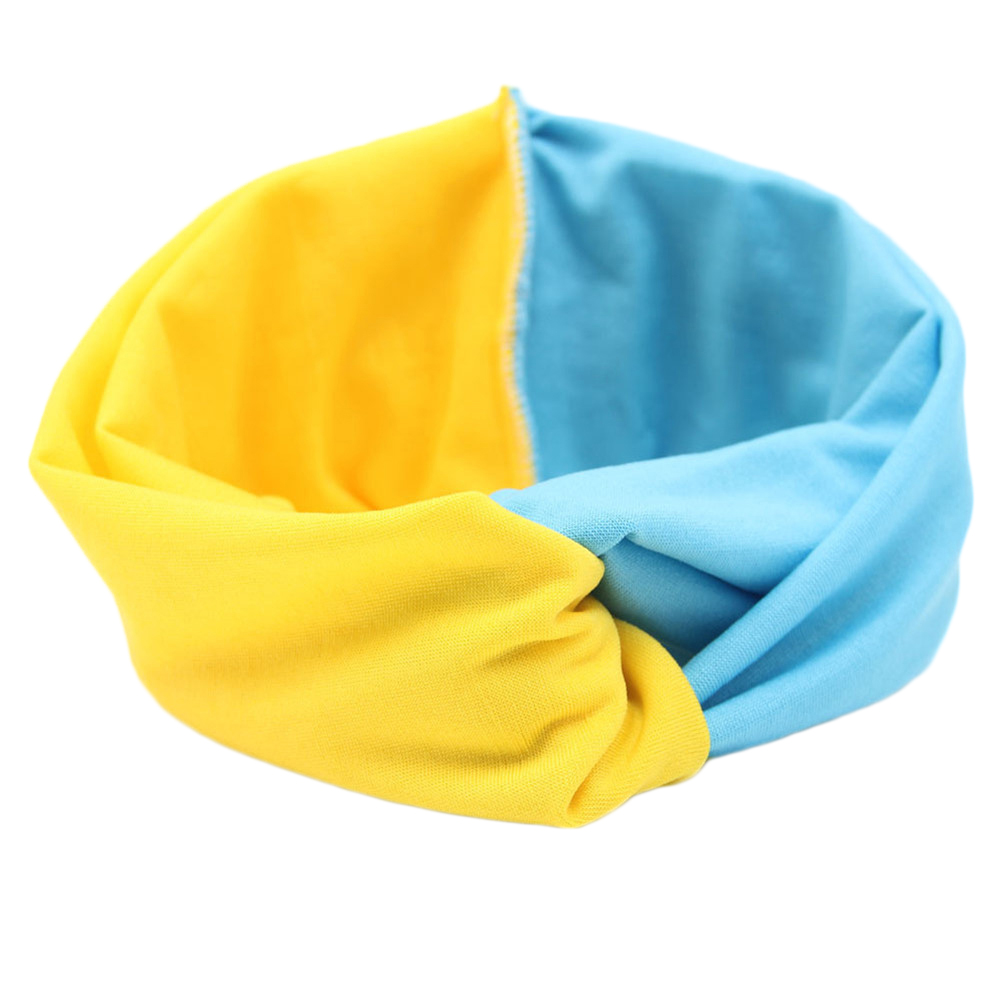 Women Cotton Turban Twist Knot Head Wrap Headband Twisted Knotted Hair Band Hairbands Headwear Ornament Accessories Fashion Hot in Women 39 s Hair Accessories from Apparel Accessories