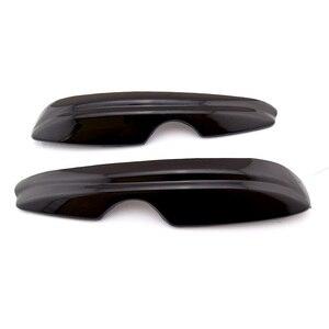 Image 1 - אביזרים חיצוני מכונית גולף 4 קדמי פנס עיניים גבות עבור MK4 MKIV גבות עפעפי העין
