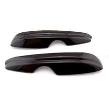 Car Exterior Accessories Golf 4 Front Headlight Eye Brows For MK4 MKIV Eyebrows Eye Lids