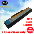 6 células bateria do portátil para LENOVO B450 L09M6Y21 L09S6Y21 B450A B450L