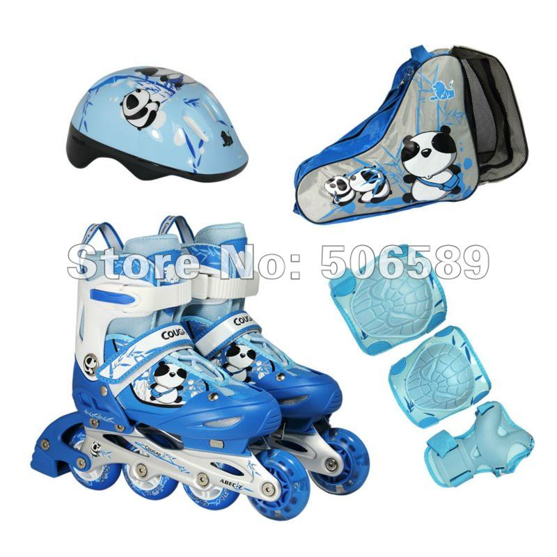 Free Shipping Roller Skates High Quality New Design Christmas Gift For Kids MZS757