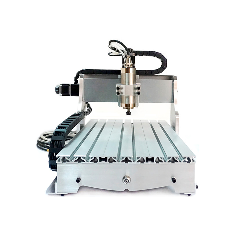 CNC Router Engraver 4030 Z-S800 CNC Engraving Drilling and Milling Machine for woodworking 4 axis cnc machine cnc 3040f drilling and milling engraver machine wood router with square line rail and wireless handwheel