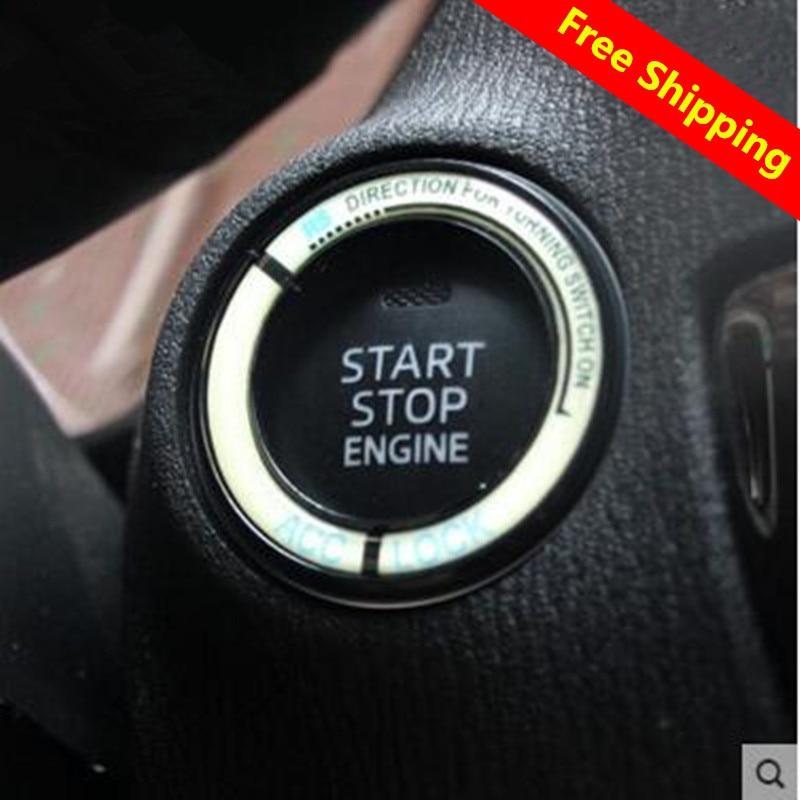 car engine start stop ignition key ring for mercede s benz w203 w210 w211 amg w204 c e s cls clk. Black Bedroom Furniture Sets. Home Design Ideas
