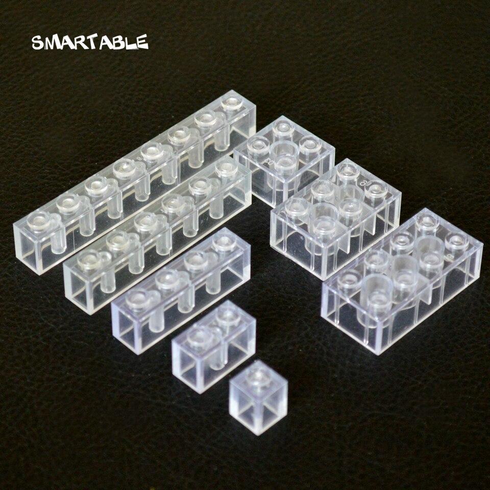 white Weiß neu NEW 10 x Lego 3005 Lego Ziegel 1x1
