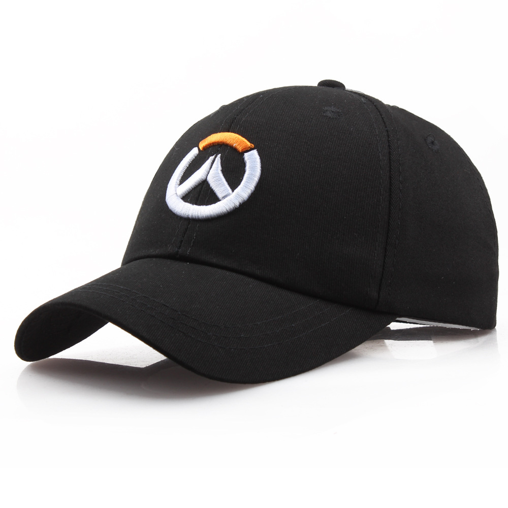 Overwatch hat men s and women s baseball hat casual sun hat cotton blizzard  fan hat outdoor sports 36bc634012e9
