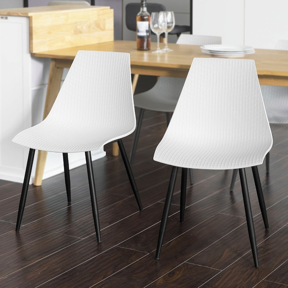 SoBuy FST9 Set of 9 Dining Chairs Kitchen Office Lounge Room