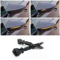LED dynamique clignotant indicateur miroir clignotant Signal répéteur adapté pour Seat Leon SC MK3 5F Ibiza V KJ1 Arona KJ7 FR CUPRA